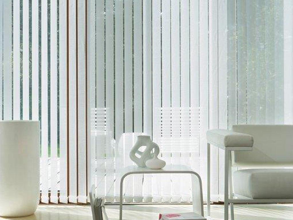 Interior Blinds - Vertical Blinds - Decorator Curtains & Blinds